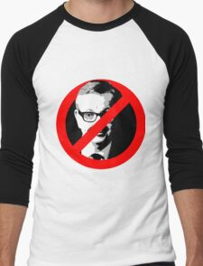 Anti Michael Gove - Anti Gove Men's Baseball ¾ T-Shirt