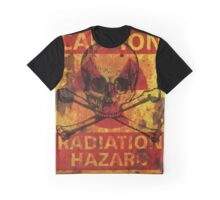 Radiation Hazard Graphic T-Shirt