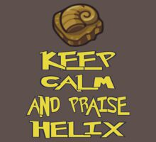 Praise the Almighty Helix by Chocobowarrior