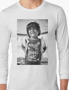 street children Long Sleeve T-Shirt