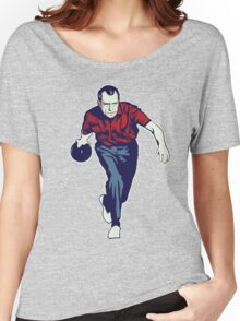 Nixon Bowling Women's Relaxed Fit T-Shirt
