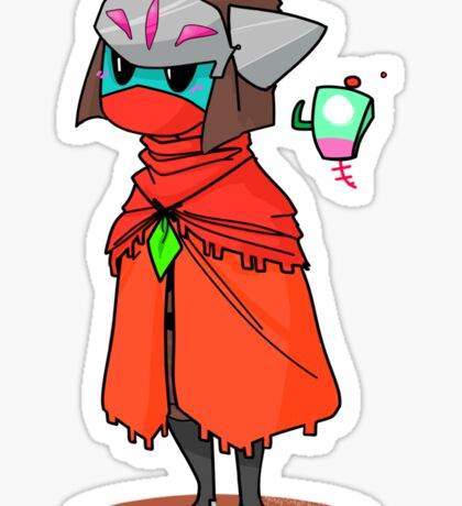 The Drifter - Chibi V1 Sticker