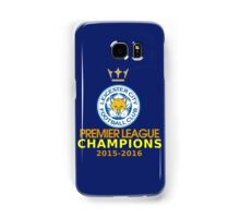 Premier League Champion Leicester City Samsung Galaxy Case/Skin