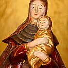 Holy Mother And Child by Larry3