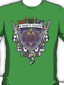 A Hero's Legend Crest T-Shirt