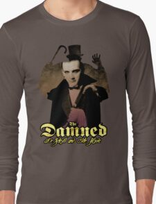 THE DAMNED Dr Jekyll and Mr Hyde Long Sleeve T-Shirt