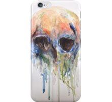 Melt my skull to stone iPhone Case/Skin