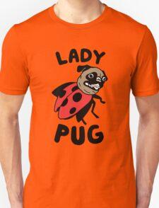 lady pug Unisex T-Shirt