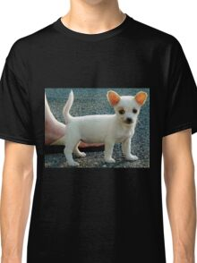 The puppy pose Classic T-Shirt