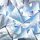 shattered sparkly ice by Marianna Tankelevich