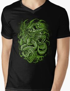 The Call of Cthulhu Mens V-Neck T-Shirt