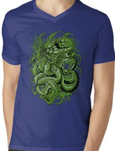 The Call of Cthulhu Mens V-Neck T-Shirt