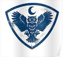 owl bird Poster