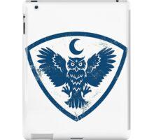 owl bird iPad Case/Skin