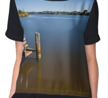 Beautiful Manning River 666 Chiffon Top