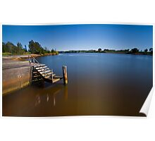 Beautiful Manning River 666 Poster