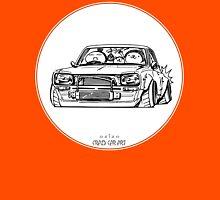 Crazy Car Art 0002 Unisex T-Shirt