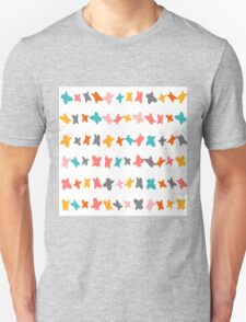 Abstract Tribal pattern. Unisex T-Shirt