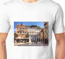 Heroes of Cypriot Struggle Square Unisex T-Shirt