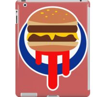 Burger Was Made For Me And You iPad Case/Skin