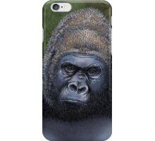 Endangered Gorilla iPhone Case/Skin