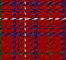 00038 Rose Clan Tartan  by Detnecs2013