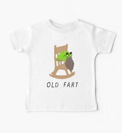 Old Fart Tee Baby Tee