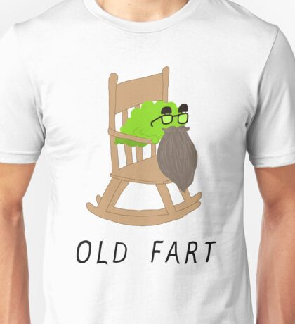 Old Fart Tee Unisex T-Shirt