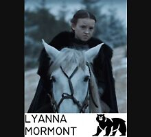 LYANNA MORMONT (bis) - Game Of Thrones Unisex T-Shirt