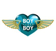 BOY LIKES BOY by Fabrizio Cruz