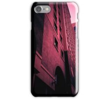 Building at Sunset by Byron Croft Photography iPhone Case/Skin