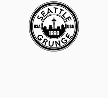 Seattle Grunge Men's Baseball ¾ T-Shirt