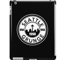Seattle Grunge iPad Case/Skin