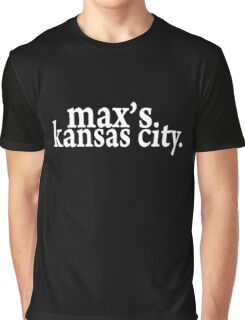 Max's Kansas City Graphic T-Shirt