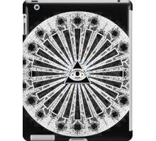 All-Seeing Eye - Black iPad Case/Skin