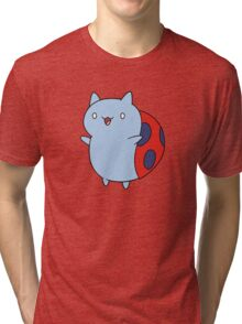 Catbug Tri-blend T-Shirt