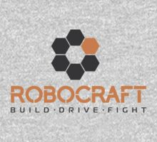 Robocraft Logo (Dark) One Piece - Long Sleeve