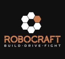 Robocraft Logo (White) One Piece - Short Sleeve