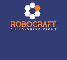 Robocraft Logo (White) Zipped Hoodie