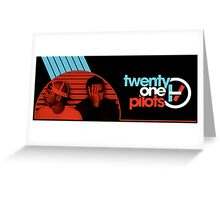 Twenty One Pilots Greeting Card