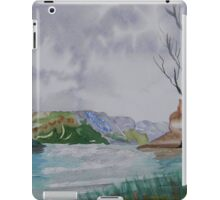 The Gap of the Columbia River iPad Case/Skin