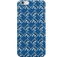An Infinite Pattern in Time and Space iPhone Case/Skin