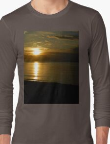 Sunset Beach Long Sleeve T-Shirt