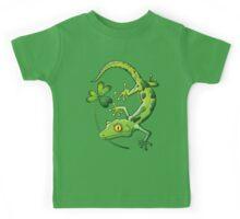 Saint Patrick's Day Gecko Kids Tee
