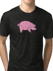 David Gilmour - Pink Floyd Tri-blend T-Shirt