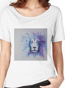 Lionstein by Lufty Women's Relaxed Fit T-Shirt