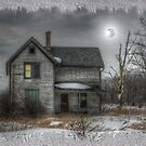 Winter's Home by wiscbackroadz