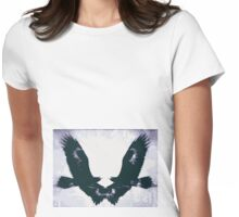 Twin Eagle Womens Fitted T-Shirt