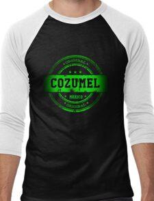 Cozumel Men's Baseball ¾ T-Shirt