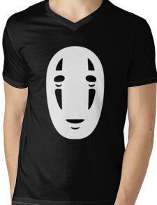 Kaonashi Spirited Away Mens V-Neck T-Shirt